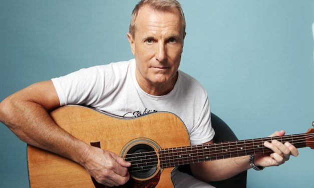"""JAMES REYNE Announces Upcoming Album """"Toon Town Lullaby"""""""