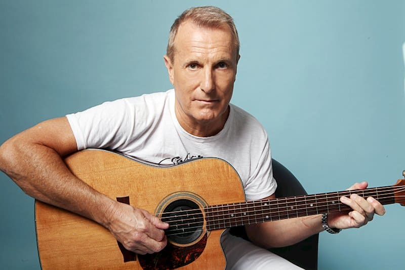 "JAMES REYNE Announces Upcoming Album ""Toon Town Lullaby"""