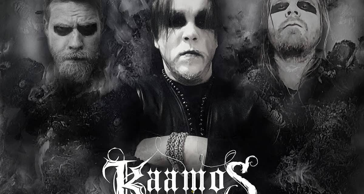 """KAAMOS WARRIORS Releases Official Music Video for """"Kuilu"""""""