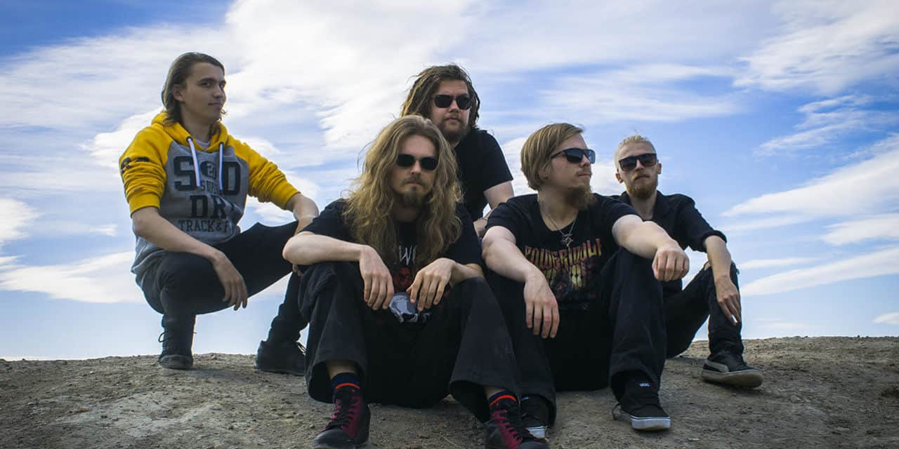 """LIMOS Releases Official Lyric Video for """"Child of the White Eye"""""""