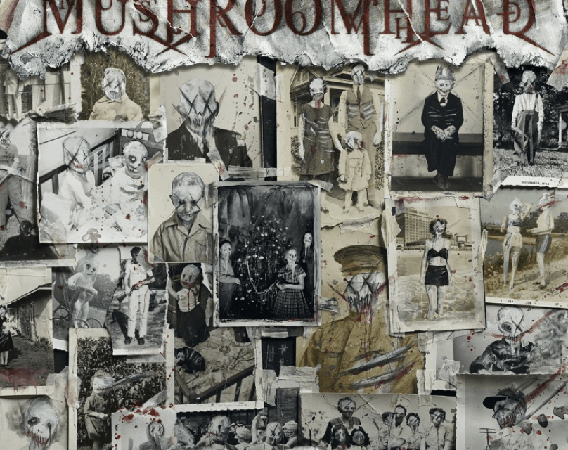 "MUSHROOMHEAD's New Album ""A Wonderful Life"" is OUT TODAY!"