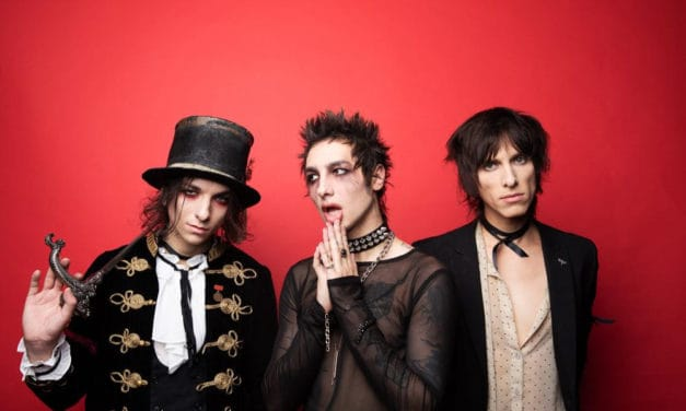 "PALAYE ROYALE Releases Official Music Video for ""Anxiety"""