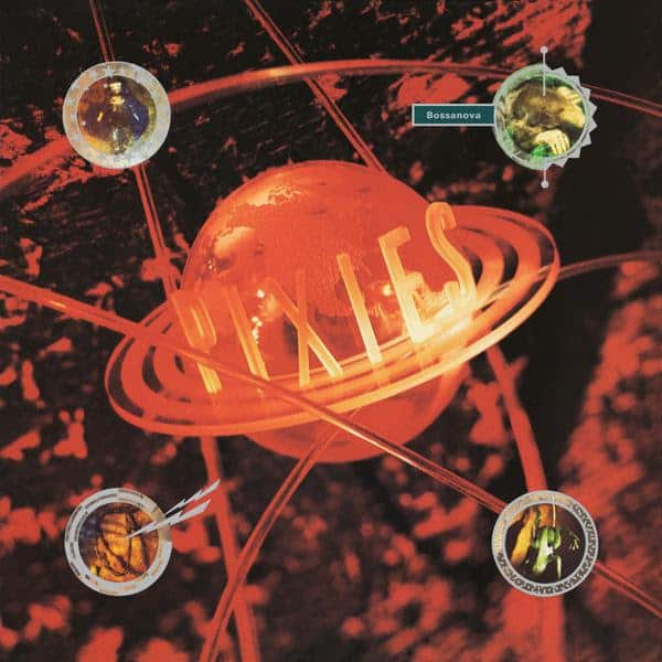 "PIXIES Announce ""Bossanova"" 30th Anniversary Limited Red Vinyl Edition"