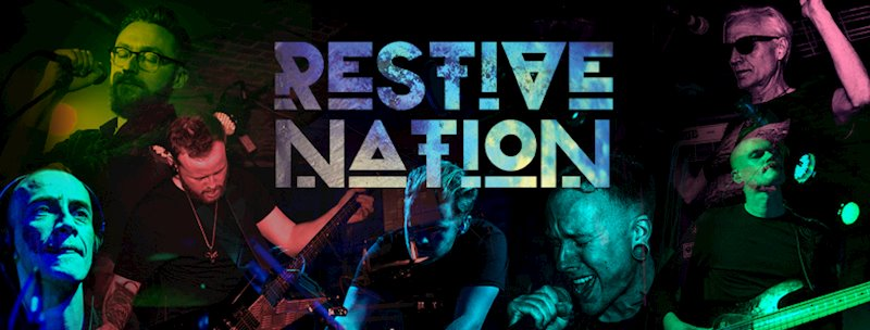 "RESTIVE NATION Announces Upcoming EP ""Lucidum"""