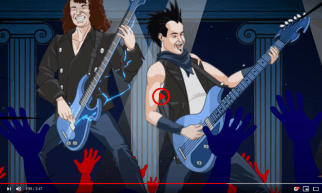 """TOKYO MOTOR FIST Releases Official Music Video for """"Around Midnight"""""""