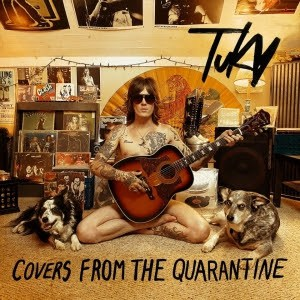 "TUK SMITH Announces New EP ""Covers From The Quarantine"""