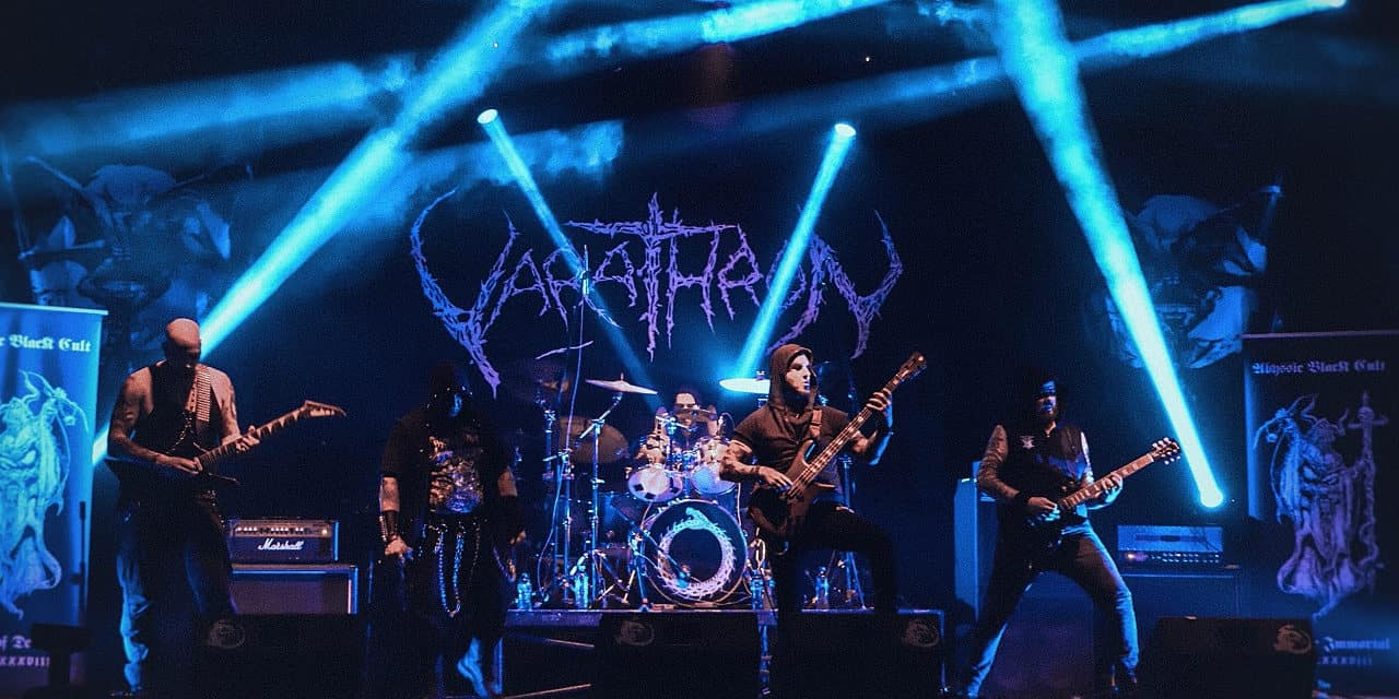 """VARATHRON Releases Official Music Video for """"Son Of The Moon"""""""