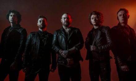 """ASKING ALEXANDRIA Releases Official Music Video for """"Antisocialist (Unplugged)"""""""