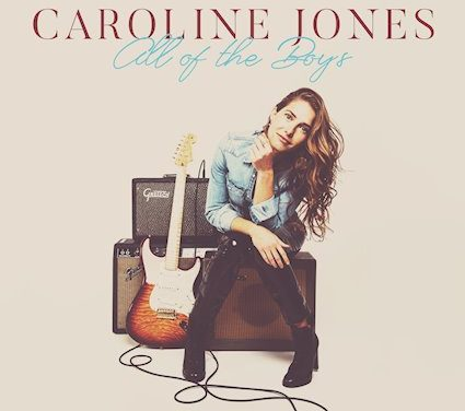 "CAROLINE JONES Releases Official Music Video for ""All Of The Boys"""