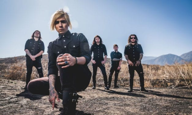 """DARK STATION Releases Official Lyric Video for """"Ryse"""""""