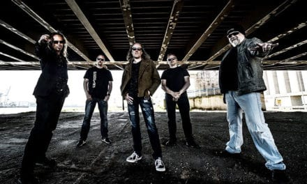 """HARDLAND Releases Official Music Video for """"Dazzled By The Presence Of Love"""""""