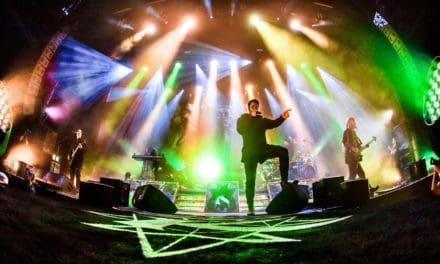 "KAMELOT Releases Official Live Video for ""Phantom Divine (Shadow Empire)"" featuring LAUREN HART"