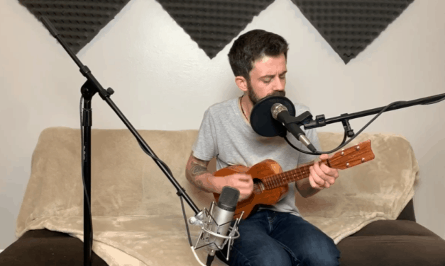 """ROBBY MILLER Releases Official Music Video for """"This Guy (Ukulele Version)"""""""