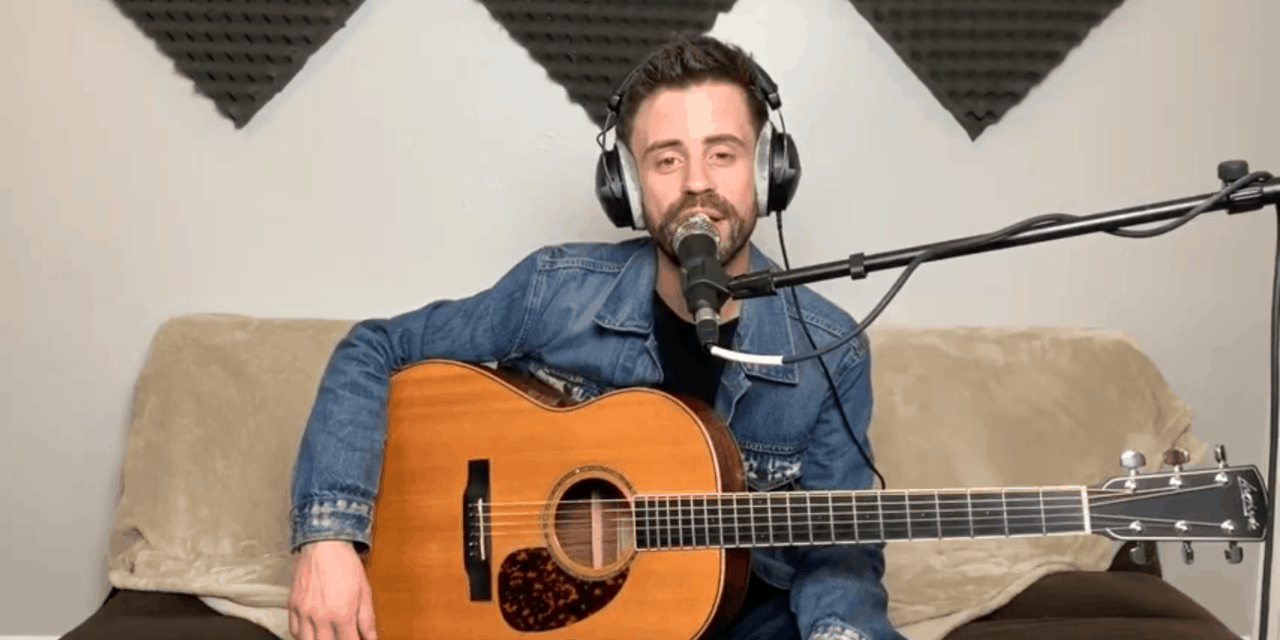 """ROBBY MILLER Releases Official Music Video for SAM ROBERTS BAND Cover """"Hard Road"""""""