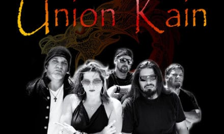 """UNION KAIN Releases Official Lyric Video for """"The Master"""""""