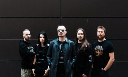 "AMOTH Releases Official Music Video for ""The Man Who Watches The World Burn"""
