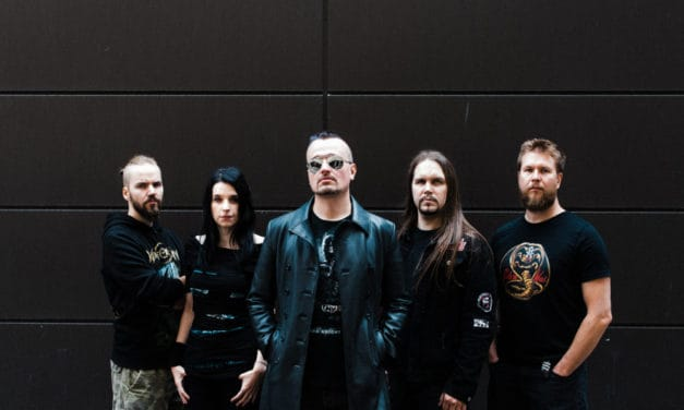 """AMOTH Releases Official Music Video for """"The Man Who Watches The World Burn"""""""