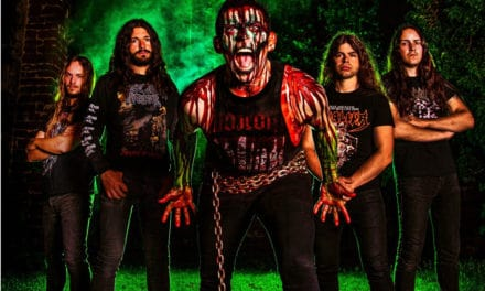 """CARNATION Releases Official Lyric Video for """"Where Death Lies"""""""