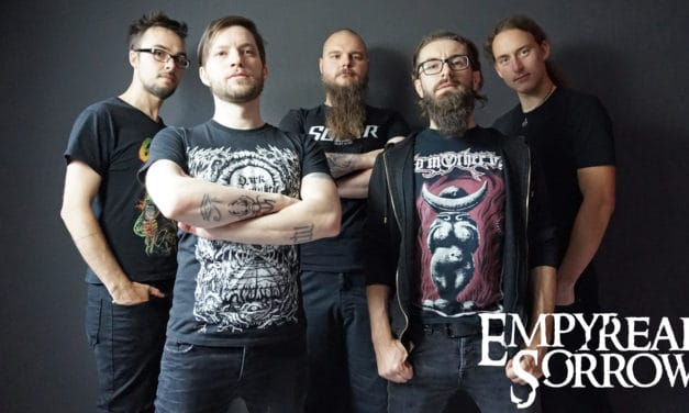"EMPYREAL SORROW Upcoming Album ""PRÆY"""