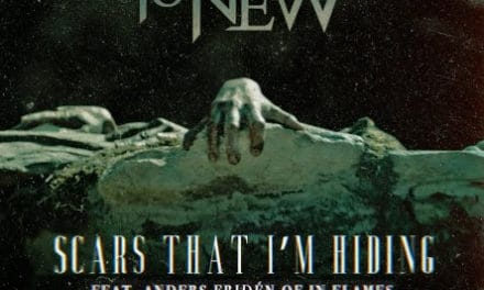 """FROM ASHES TO NEW Releases Official Music Video for """"Scars That I'm Hiding"""" Feat. Anders Friden of IN FLAMES"""