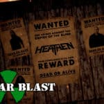 """HEATHEN Releases Official Lyric Video for """"Empire of The Blind"""""""