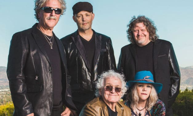 "JEFFERSON STARSHIP Releases ""Mother Of The Sun"" EP TODAY!"