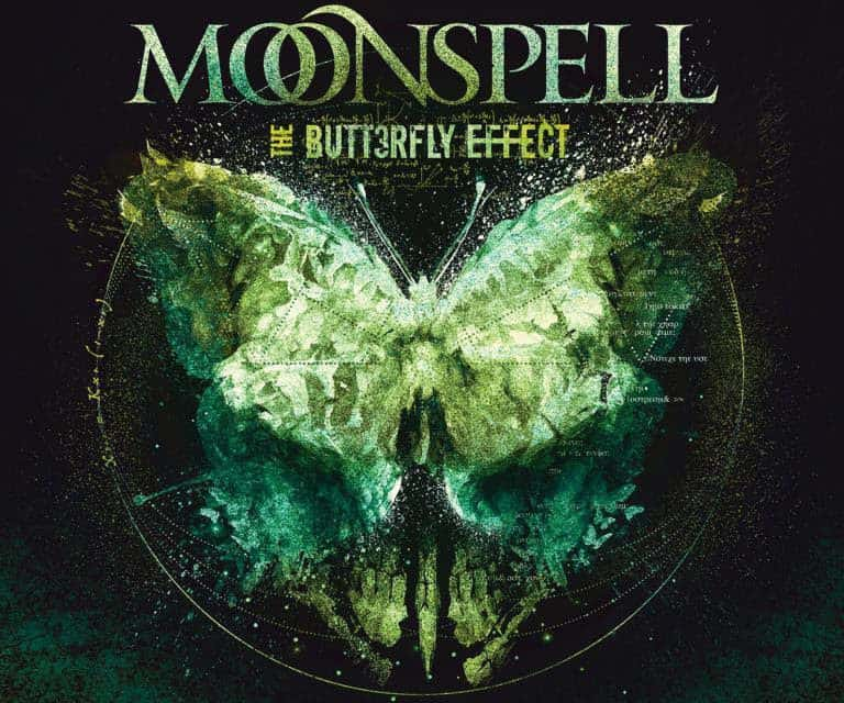 "MOONSPELL Releases Official Music Video for ""The Butterfly Effect"""
