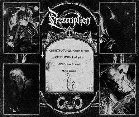 "PROSCRIPTION Announces Upcoming Album ""Conduit"""