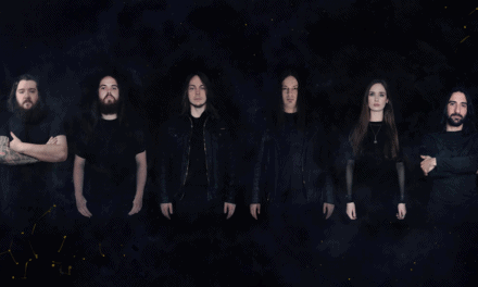 """SOJOURNER Releases Official Lyric Video for """"The Apocalyptic Theater"""""""