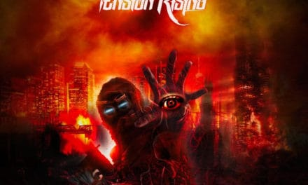 """TENSION RISING Releases Official Lyric Video for """"Doomsayer"""""""
