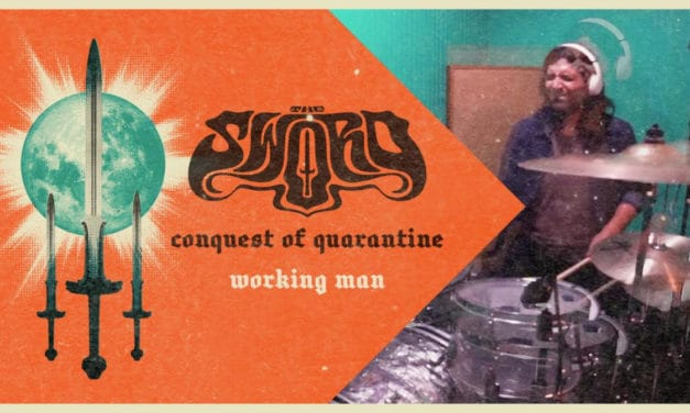 """THE SWORD Releases Cover of Rush Classic """"Working Man"""""""