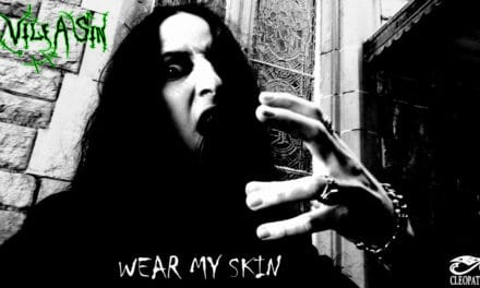 """VILE A SIN Releases Official Music Video for """"Wear My Skin"""""""