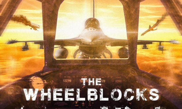 "THE WHEELBLOCKS Releases Cover of Iron Maiden's ""Aces High"""