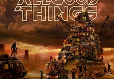 """ALL GOOD THINGS Releases Official Music Video for """"Kingdom"""""""