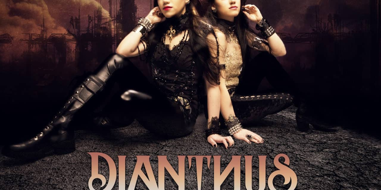 """DIANTHUS Releases Official Lyric Video for """"Creeping In"""""""