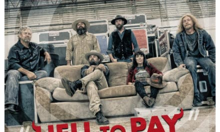 """HILLYBILLY VEGAS Releases Official Lyric Video for """"Hell To Pay"""""""