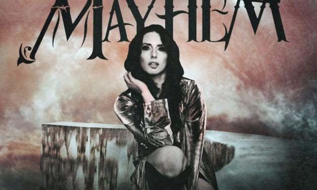 """MADAME MAYHEM Releases Official Music Video for Cover of """"Livin On The Edge"""""""