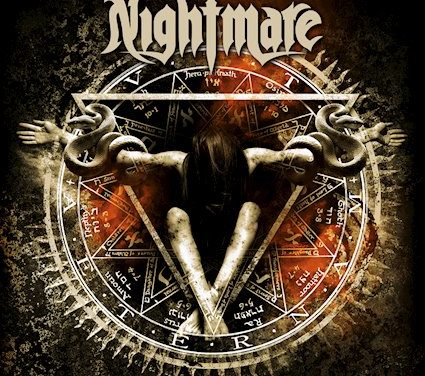 "NIGHTMARE Announces Upcoming Album, ""Aeternam"""