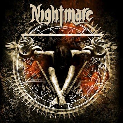 """NIGHTMARE Announces Upcoming Album, """"Aeternam"""""""