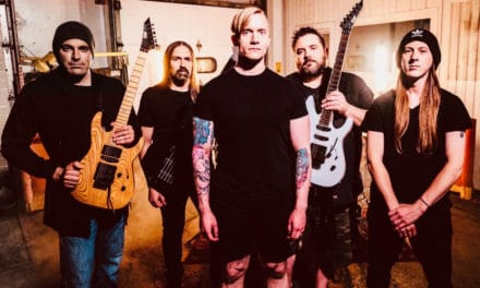 """CONTRARIAN Releases Official Lyric Video for """"Scarlet Babylon"""""""