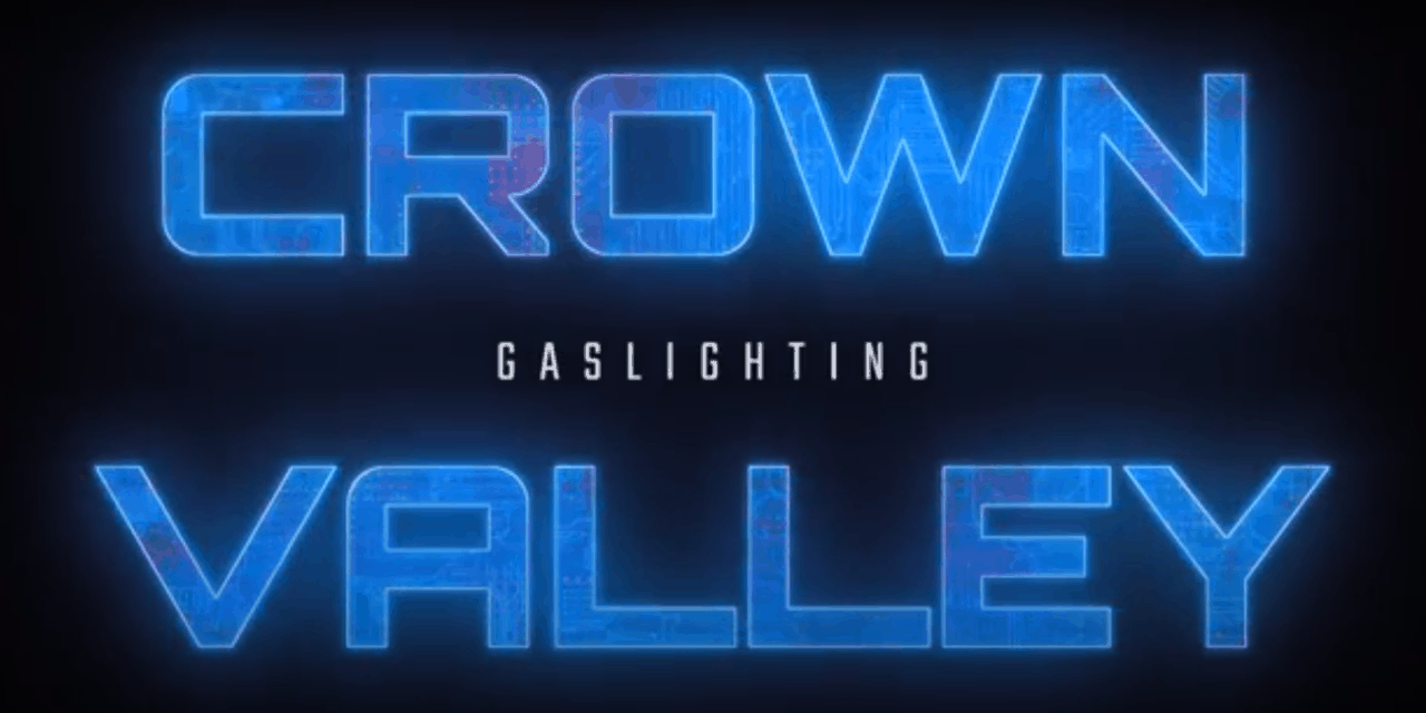"Crown Valley releases debut video for ""Gaslighting"""
