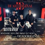 """DEAD ORIGINAL Releases Official Music Video for """"Restrained"""""""