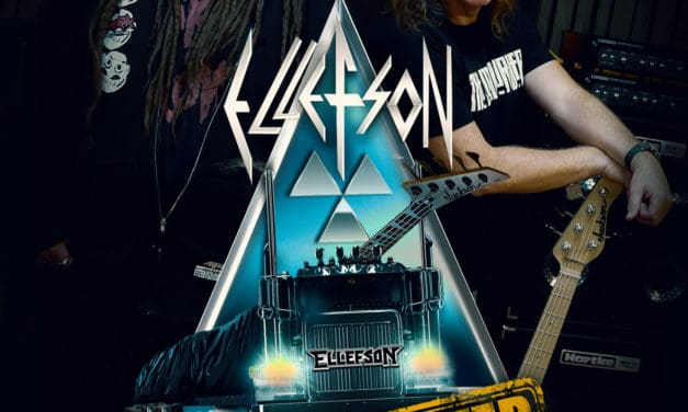 """ELLEFSON Releases Official Music Video for CHEAP TRICK Cover """"Auf Wiedersehen"""" feat. AL JOURGENSEN of MINISTRY"""