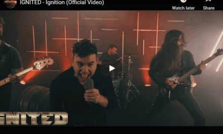 "IGNITED Releases Official Music Video for ""Ignition"""