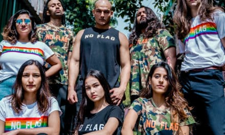 "NO FLAG Releases Official Music Video for ""Raise No Flag"""
