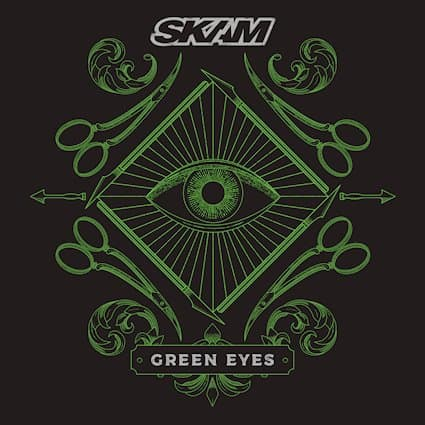 """SKAM Releases Official Music Video for """"Green Eyes"""""""