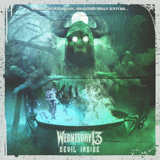 "WEDNESDAY 13 Releases INXS Cover, ""Devil Inside"""