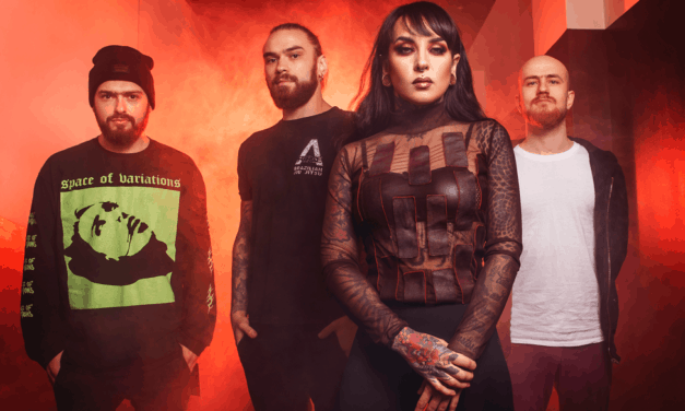 "JINJER Releases Official Live Video for ""Retrospection"""