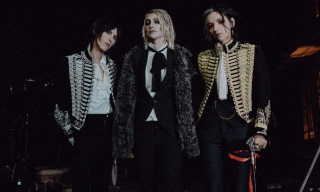 "PALAYE ROYALE Releases Official Music Video for ""Tonight Is The Night I Die"""