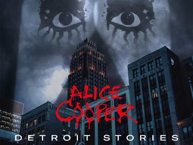 "Alice Cooper – ""Detroit Stories"""